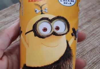 Bebida Sabor Maracujá Vig Minions Vigor