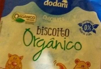 Biscoito Chocolate Orgânico Dodani