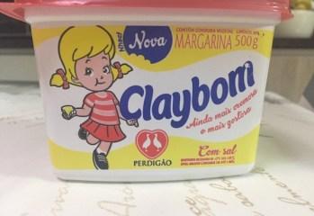 Margarina Claybom Cremosa Com Sal Perdigão