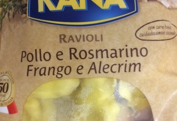 Ravioli Frango e Alecrim Giovanni Rana