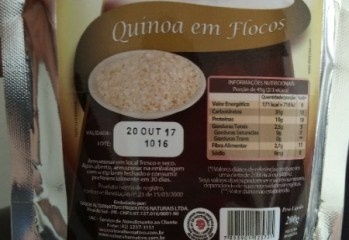 Quinoa em Flocos Leve Crock
