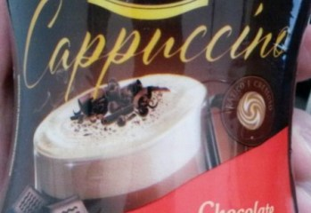Cappuccino Chocolate Cafe Pacaembu
