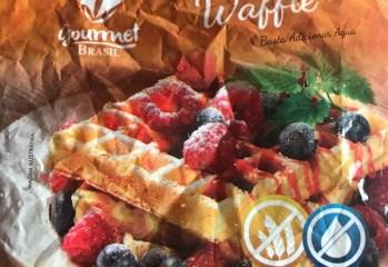 Pré-Mistura para Waffle Gourmet Brasil
