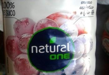 Suco Uva e Maçã Special Blend Natural One