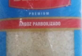 Arroz Parboilizado Premium Demello