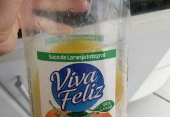 Suco de Laranja Integral Viva Feliz
