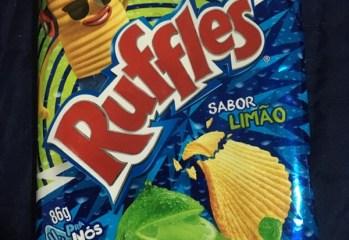 Batata Frita Sabor Limão Ruffles Pepsi