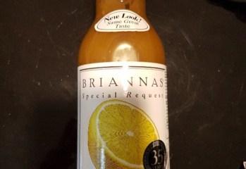 Molho a Base de Limão e Estragão Briannas