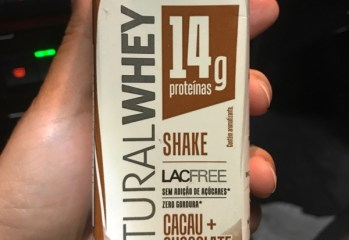 Bebida Lactea UHT Shake Cacau e Chocolate Verde Campo