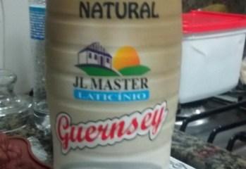 Iogurte Desnatado Natural Guernsey JL Master