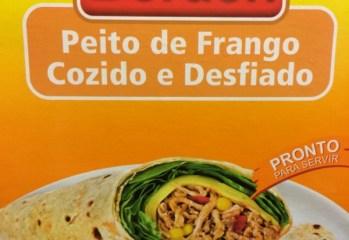 Peito de Frango Cozido e Desfiado Bordon