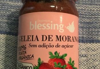 Geleia de Morango Organico Blessing