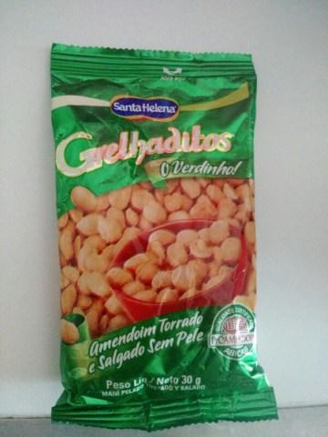 Amendoim Grelhaditos O Verdinho Santa Helena