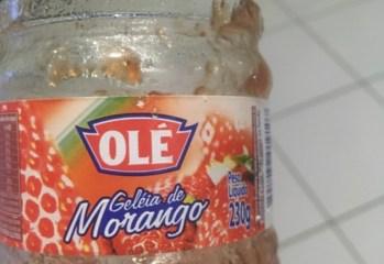 Geleia de Morango Olé