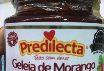 Geleia de Morango Predilecta