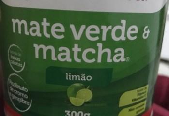 Chá Mate Verde & Matcha Limão Sanavita