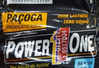 Paçoca Zero Power One