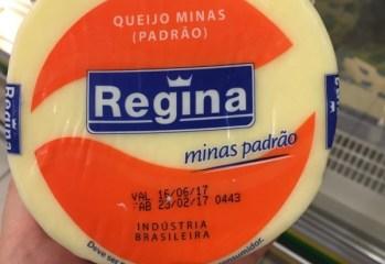 Queijo Minas Padrão Regina