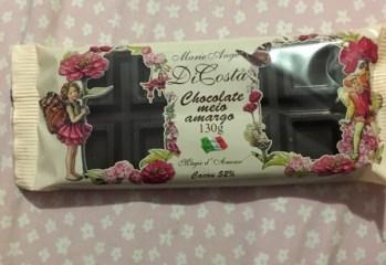 Chocolate Meio Amargo 52 Cacau Marie Ange Di Costa