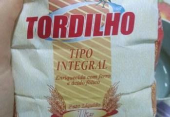 Farinha Integral de Trigo Tordilho