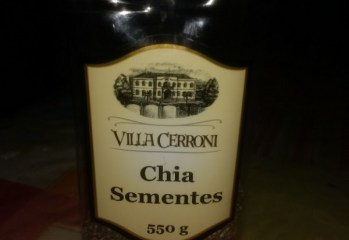 Chia Sementes Villa Cerroni