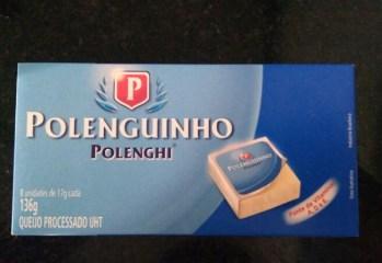 Queijo Processado UHT Polenguinho Polenghi