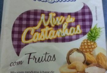 Mix de Castanhas com Frutas Tia Sonia