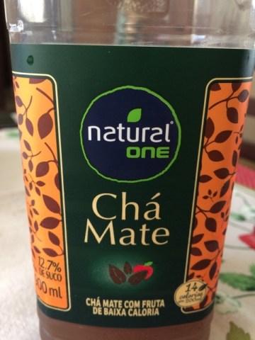Chá Mate com Fruta Natural One