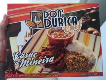 Carne à Minera Don' Durica Chef