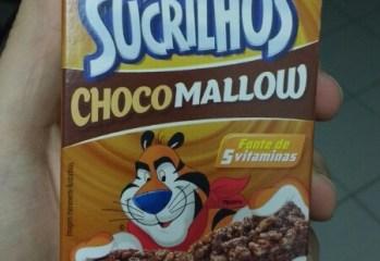 Barra de Cereais Sucrilhos Chocomallow Kellogg's