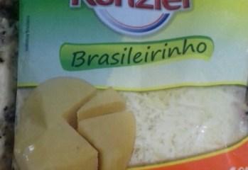 Queijo Tropical Ralado Desidratado Brasileirinho Kunzler