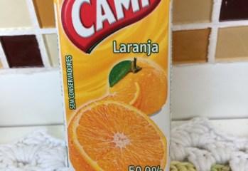 Nectar de Laranja Camp