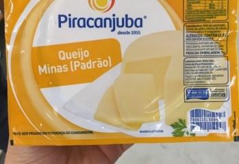 Queijo Minas Padrão Piracanjuba