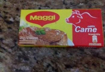 Caldo de Carne Maggi