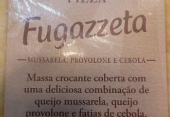 Pizza Fugazzeta McCain