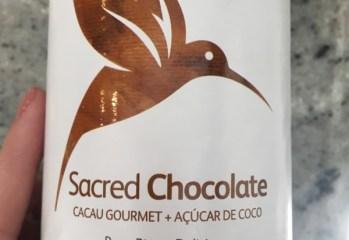 Sacred Chocolate Pura Vida