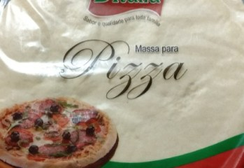 Massa para Pizza D'Italia