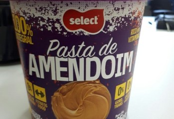 Pasta de Amendoim Select