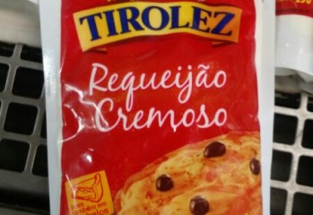 Requeijao Cremoso Tirolez