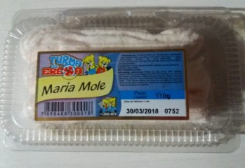 Maria Mole Turma do Erexa