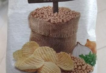 Chips de Soja Sabor Cebola e Salsa Inspire