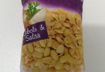 Salgadinho de Soja Soytoast Cebola e Salsa Jasmine