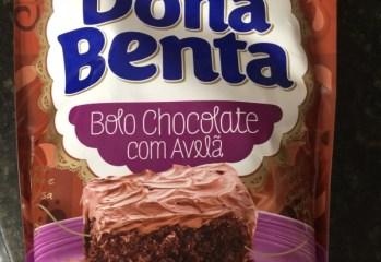 Mistura para Bolo Chocolate com Avelã Dona Benta