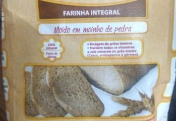 Farinha de Trigo Integral Coamo