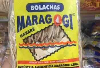 Bolachas Nazaré Maragogi