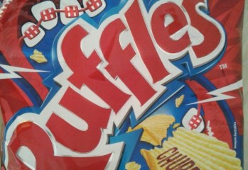 Batata Frita Churrasco Ruffles