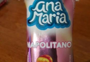 Bolinho Napolitano Ana Maria