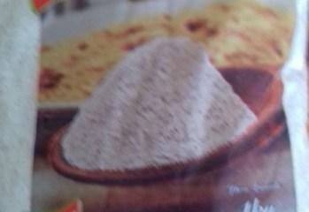 Farinha de Mandioca Branca Rocha