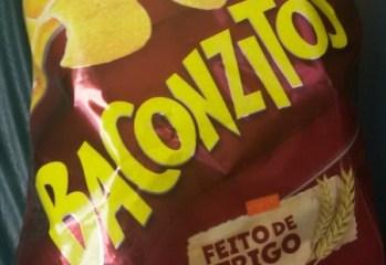 Salgadinho Baconzitos Elma Chips