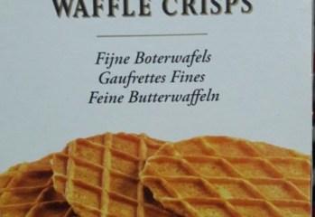 Waffle Crisps Belgian Butters
